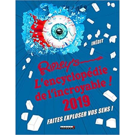 Ripley's, L'encyclopédie de l'incroyable - Faites exploser vos sens !