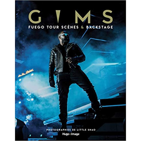 Gims - Fuego Tour scène & backstage