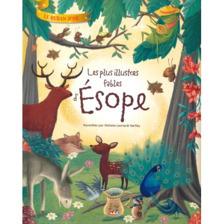 Les plus illustres fables d'Esope