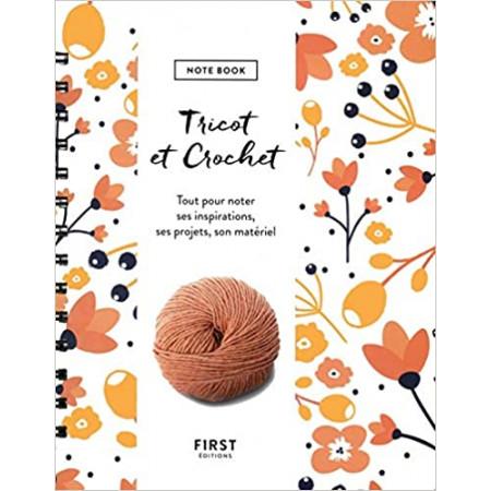 Tricot et crochet - Note book