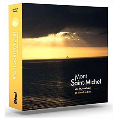 Mont Saint-Michel une île, une baie - 1 livre + 20 photos