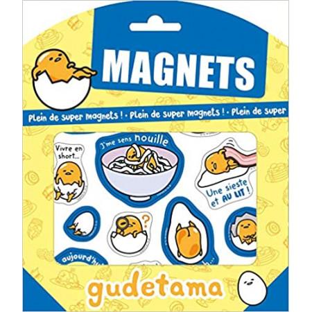 Pochette magnets Gudetama