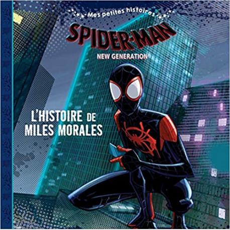 Spider-Man New Generation Mes petites histoires