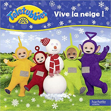 Teletubbies - Vive la neige !