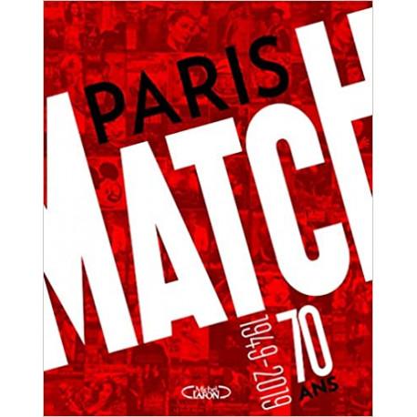 Paris Match 70 ans - 1949-2019