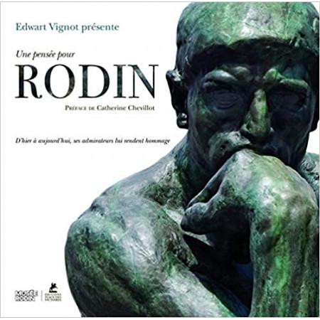 Une pensée pour Rodin