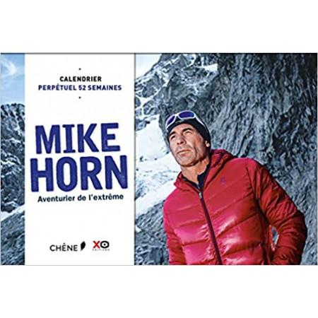 Mike Horn aventurier de l'extrême - Calendrier perpétuel 52 semaines