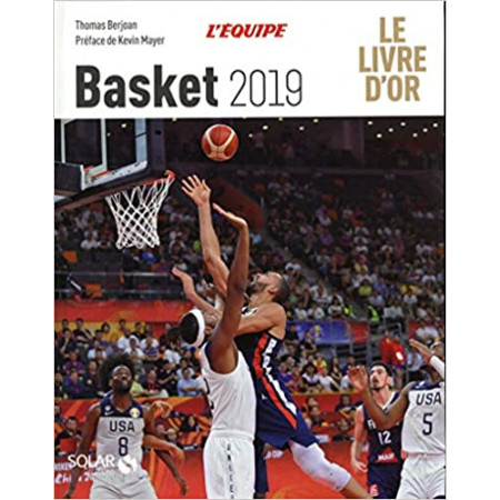 Basketball - Le livre d'or