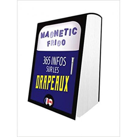 Magnetic frigo - 365 drapeaux