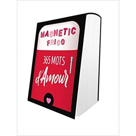 Magnetic frigo - 365 mots d'amour