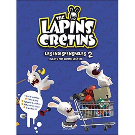 Coffret The Lapins Crétins Les indispensables 2 (bleu)