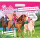 Barbie et ses soeurs au club hippique Ma super pochette de jeux