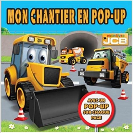 Mon chantier en pop-up