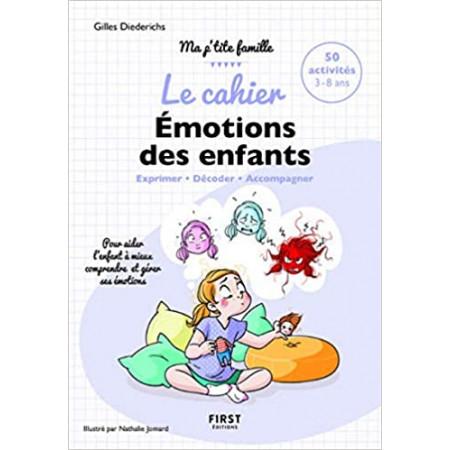 Le Cahier Emotions des enfants