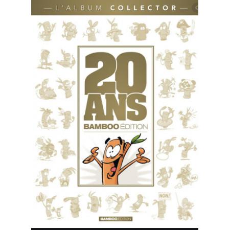 20 ans Bamboo l'album collector