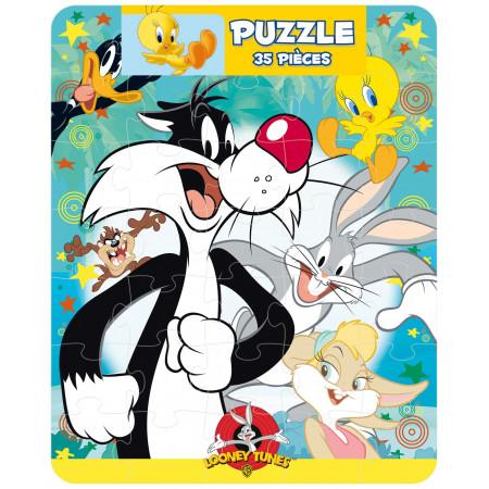 Looney Tunes ! Puzzle 35 pièces
