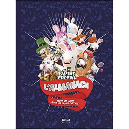 L'almanach The Lapins Crétins