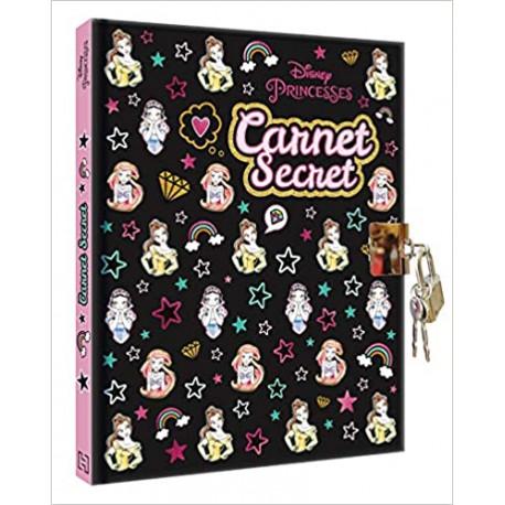 Carnet secret Disney Princesses