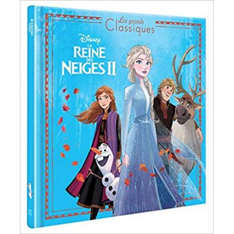 Disney La Reine des neiges 2 L'histoire du film