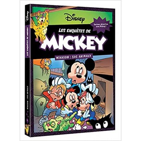 Les enquêtes de Mickey Mission SOS Animaux