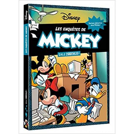 Les enquêtes de Mickey Sale affaire !