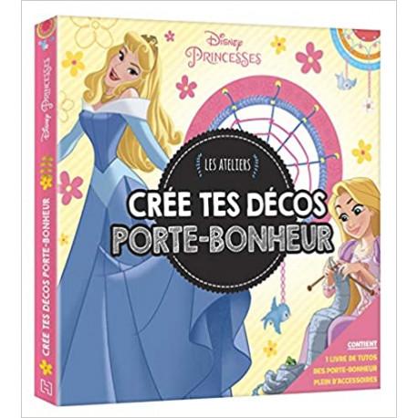 Crée tes décos porte-bonheur Disney princesses