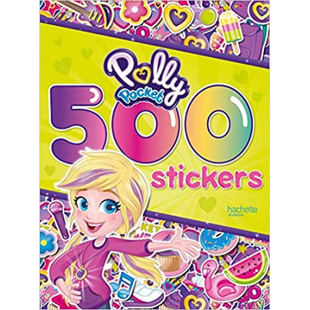 Polly Pocket - 500 stickers