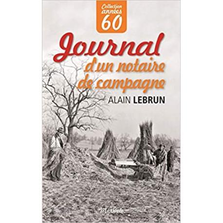 Journal d'un notaire de campagne