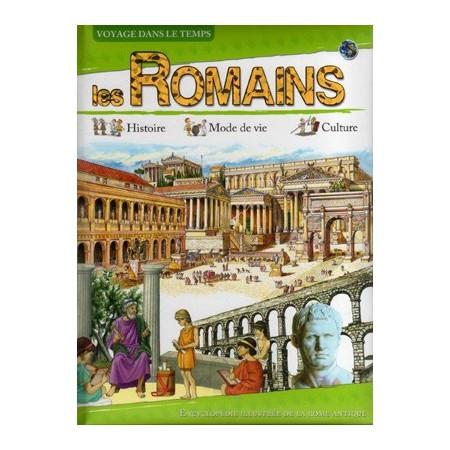 Les romains. Voyage dans le temps.