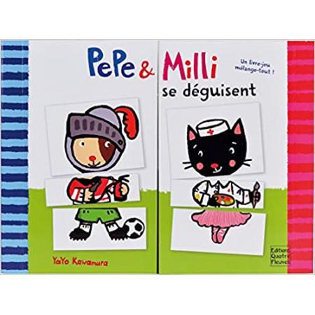 Pepe & Milli se déguisent