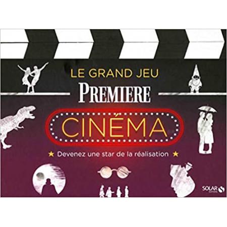 Le grand jeu Première Cinéma - Devenez une star de la réalisation