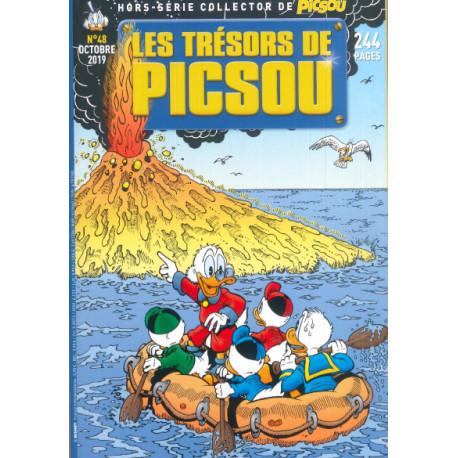 Les trésors de Picsou n° 48