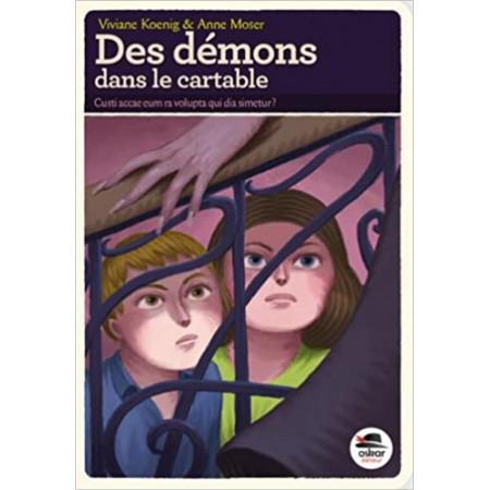 Des démons dans le cartable