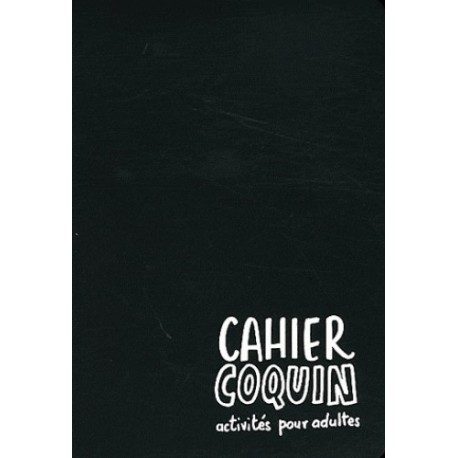Cahiers coquins