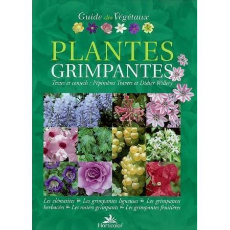 Guide des végétaux : plantes grimpantes