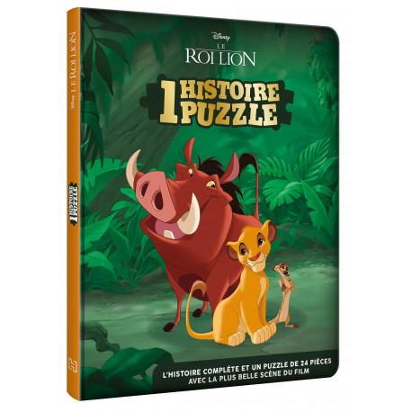 LE ROI LION - Une histoire, un puzzle