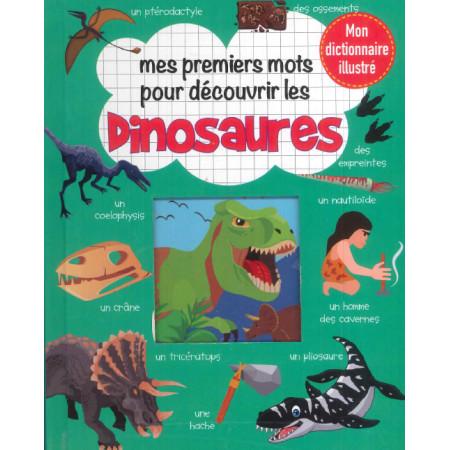 Mes premiers mots pour découvrir les dinosaures