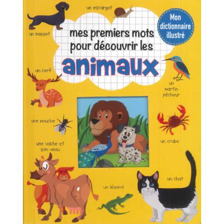 Mes premiers mots pour découvrir les animaux