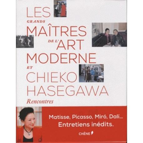 Les maîtres de l'art moderne et Chieko Hasegawa