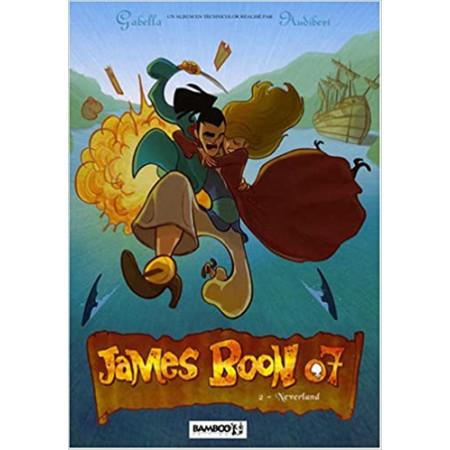James boon 07 T02 neverland