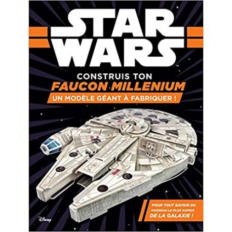 Star Wars - Construis ton faucon millenium