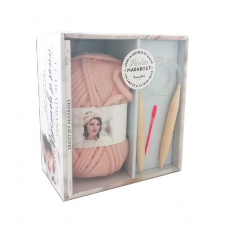 Coffret Headband à tricoter