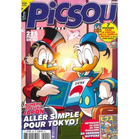 Picsou Magazine n° 555