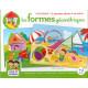 Boîte de jeux Les formes géométriques + 3 ans