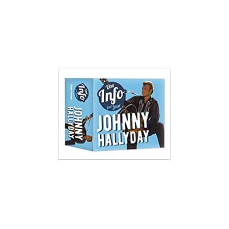 Une info par jour Johnny Hallyday