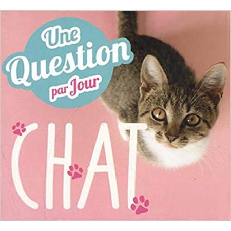 Une question de chat par jour