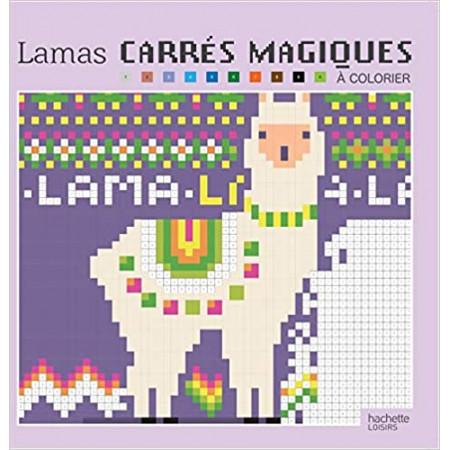 Carrés magiques Lamas