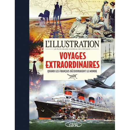 L'illustration : voyages extraordinaires