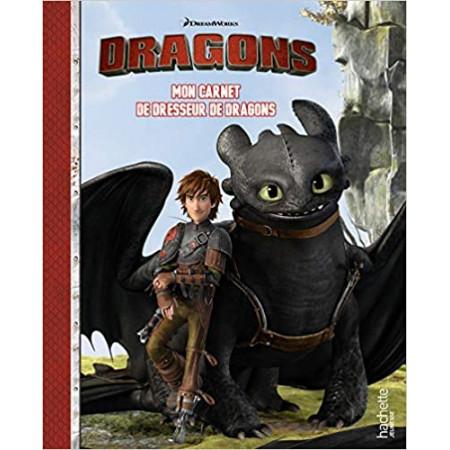 Mon carnet de dresseur de dragons