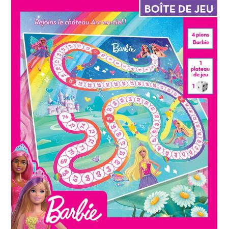 Boîte de jeux Barbie 4-7 ans